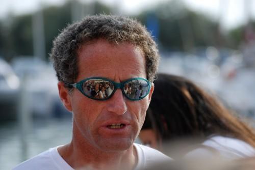 Michel Desjoyeaux / Trophée Clairefontaine @ La Grande Motte, France (2009)