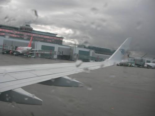 Egypte-J1-Aeroport