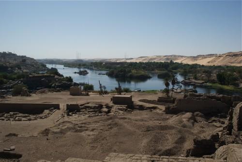 Ile Elephantine @ Assouan, Egypte