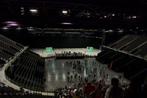 Arena @ Montpellier, France (2010)