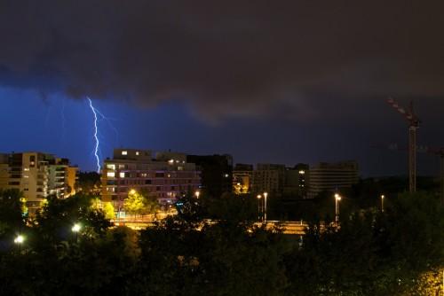 Orage @ Montpellier, France (2010)