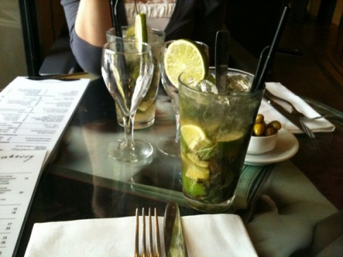 #mojitopic @ Café Beaubourg, Paris, France (2010)