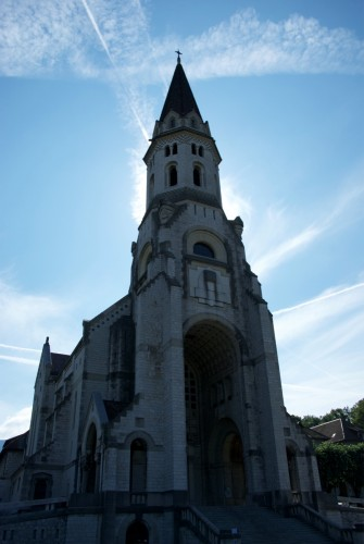 Basilique de la Visitation @ Annecy (Juillet 2010)