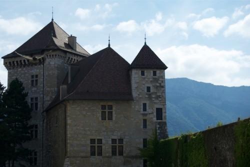 Château d'Annecy @ Annecy (Juillet 2010)
