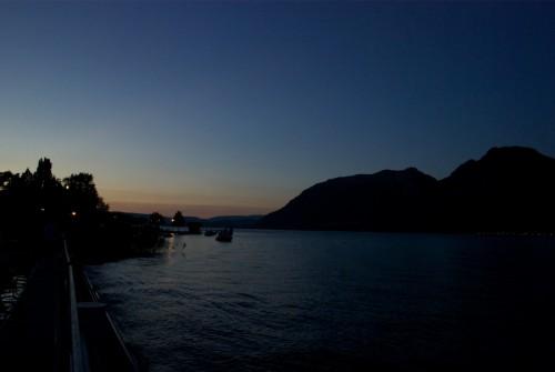 Lac d'Annecy @ St Jorioz (Juillet 2010)