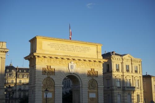 L'Arc de Triomphe @ Montpellier, France (20.10.2010)