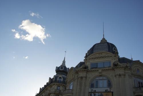Place de la Comédie @ Montpellier, France (20.10.2010)