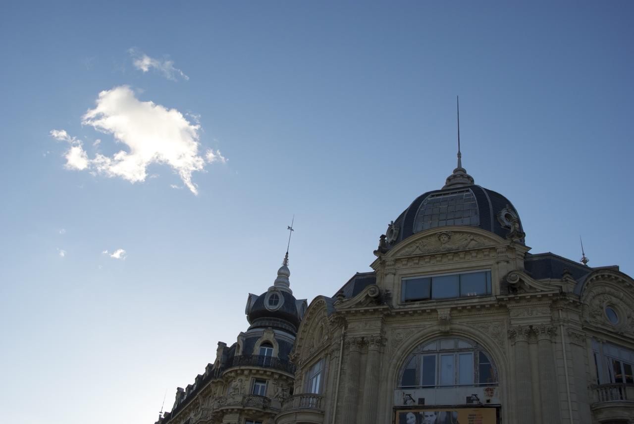 Place de la Comédie, Montpellier (14 août 2011)