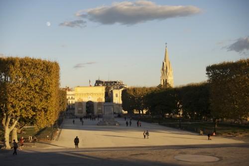 La Promenade du Peyrou @ Montpellier, France (20.10.2010)