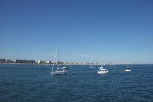 Les voiliers rentrent au port @ Palavas-les-Flots (2011)