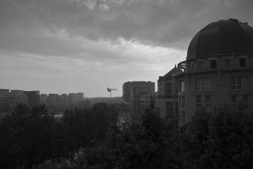 De retour de la ZAT #2, sous la pluie @ Montpellier, France (2011)