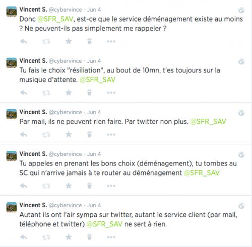 SFR-Twitter